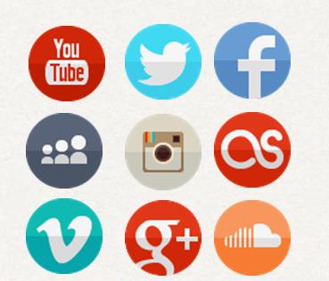 redes sociais fan page babel agencia de comunicacao
